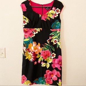 Ronni Nicole Flower Dress